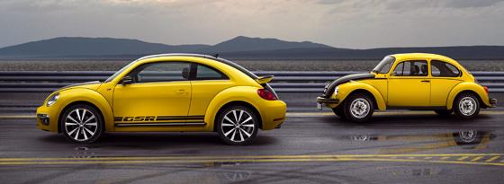 Vw Beetle GSR, VW Käfer GSR