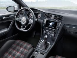 Golf GTI Interieur