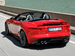 Jaguar F-Type Heck