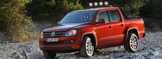 "VW Amarok ""Canyon"""