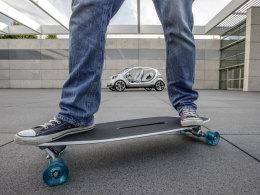 Smart Fourjoy, Longboard