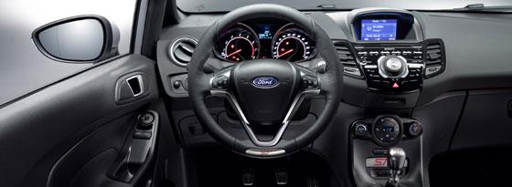 Ford Fiesta ST200 Armaturen