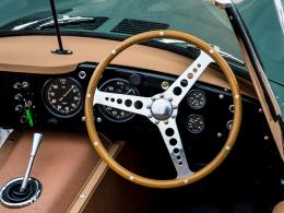 Jaguar XKSS Interieur
