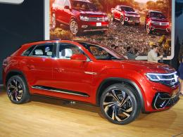 Volkswagen Atlas Sport Cross