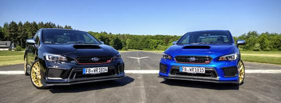 Subaru WRX STI, Final Edition