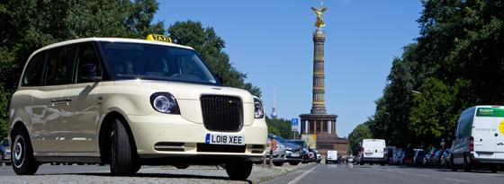 london taxi elektrisch nach deutschland neuheiten kicker. Black Bedroom Furniture Sets. Home Design Ideas