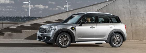 Mini Countryman Plug-in