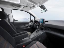 Opel Combo Life Interieur
