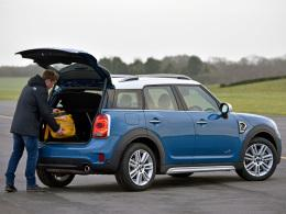 Mini Countryman Beladung