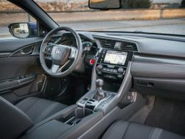 Honda Civic Interieur