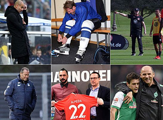 Bundesligisten im kicker-Check