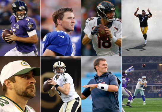 Die NFL-Quarterbacks 2015