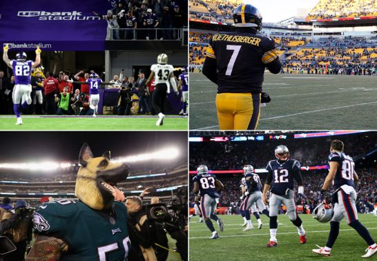 Best of NFL 2018 - Divisional Round