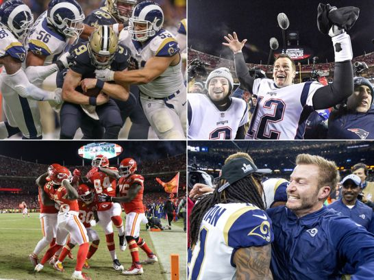 Best of NFL 2019 - Conference Championships