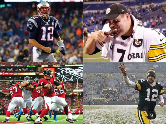 NFL - Conference Championships 2017