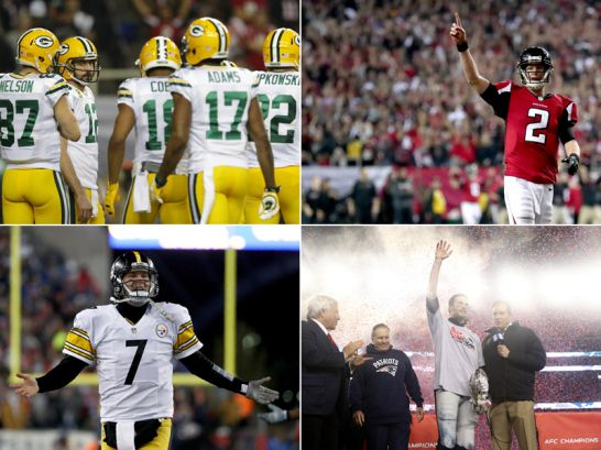 Best of NFL 2017 - Conference Championships
