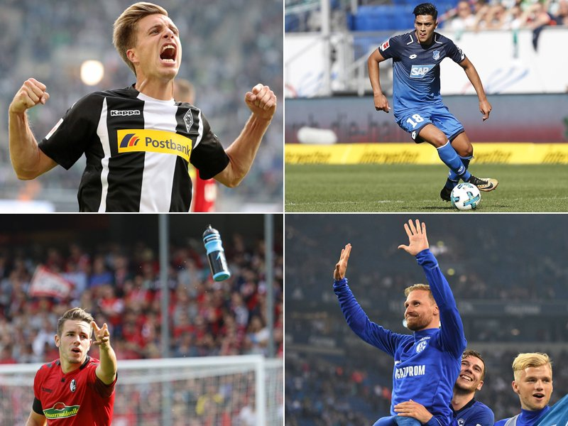 Die Local Player der 18 Bundesligisten