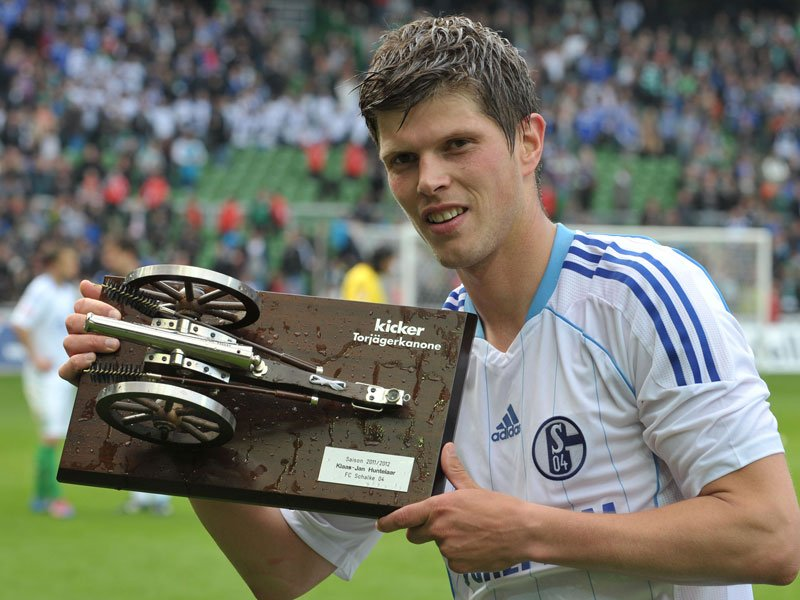 Klaas Jan Huntelaar (Schalke 04, 29 Tore)