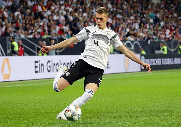 Matthias Ginter - kicker-Note: 3,5