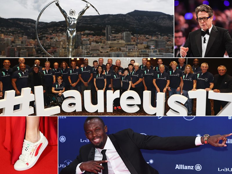 Laureus Awards 2017