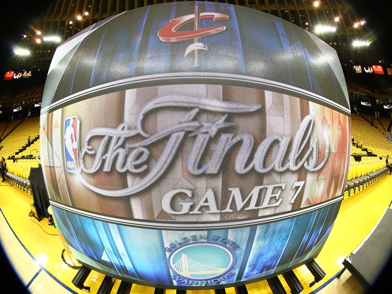 """The Final Game 7"""