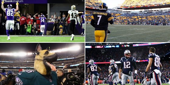 Best of NFL 2017 - Divisional Round