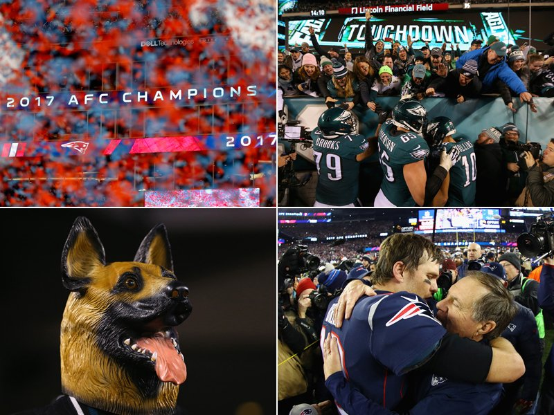 Best of NFL 2018 - Conference Championships