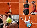 Impressionen vom 8. Tag der French Open
