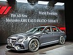 Mercedes-AMG E 63 S 4Matic Edition 1