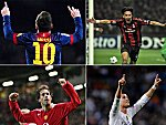 Ronaldo, Messi, Raul & Co.: Die Top-Torjäger der Champions League