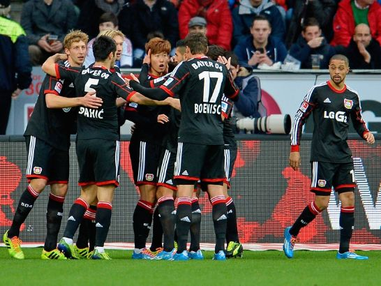 Bayer 04 Leverkusen - Hamburger SV 5:3