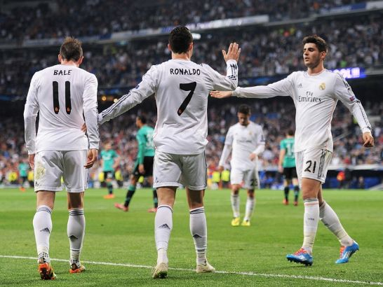 Real Madrid - FC Schalke 04 3:1