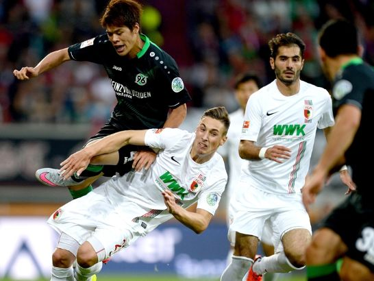 FC Augsburg - Hannover 96 2:0