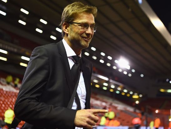 FC Liverpool - Manchester United 2:0