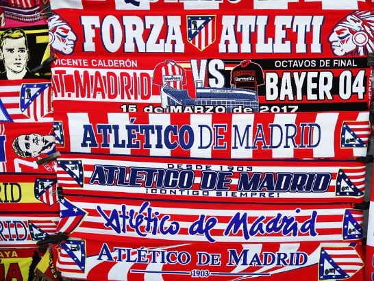 Atletico Madrid - Bayer 04 Leverkusen 0:0