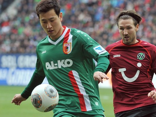 FC Augsburg - Hannover 96 1:1