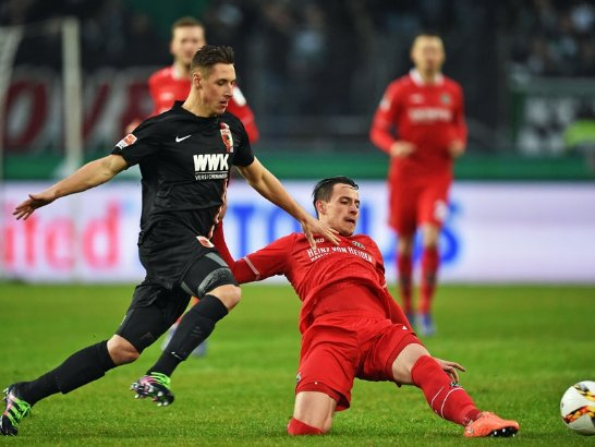 Hannover 96 - FC Augsburg 0:1